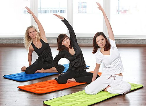Abverkauf Spacemat - 3d Fitnessmatte 180 x 60 cm in versch. Farben